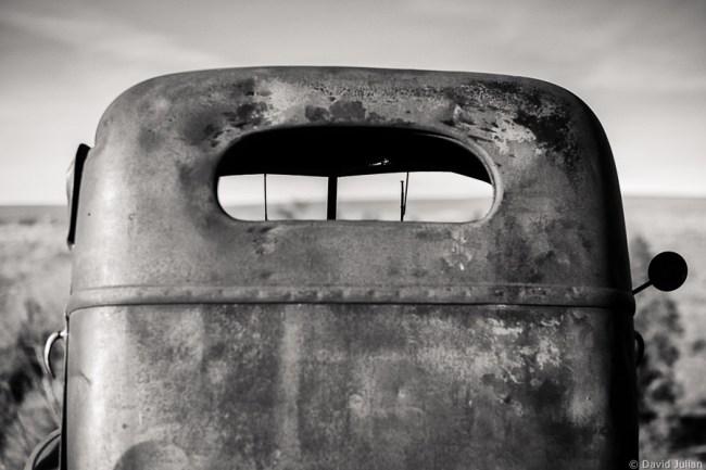 Rusty Truck cab, Palouse
