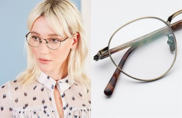 2018 eyewear style trends thin metal