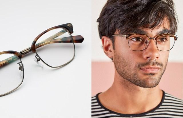 2018 eyewear style trends retro glasses