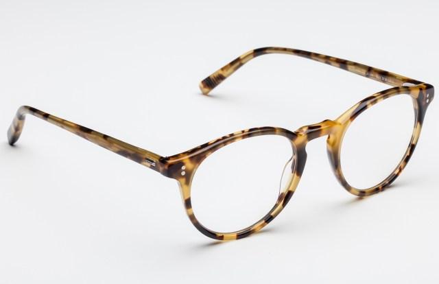 colored tortoise acetate glasses