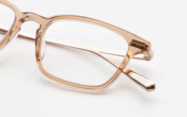 small glasses narrow frames wexler 45 david kind