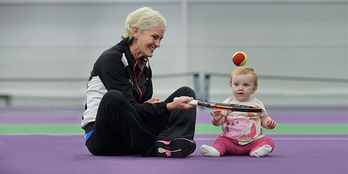Judy Murray tennis