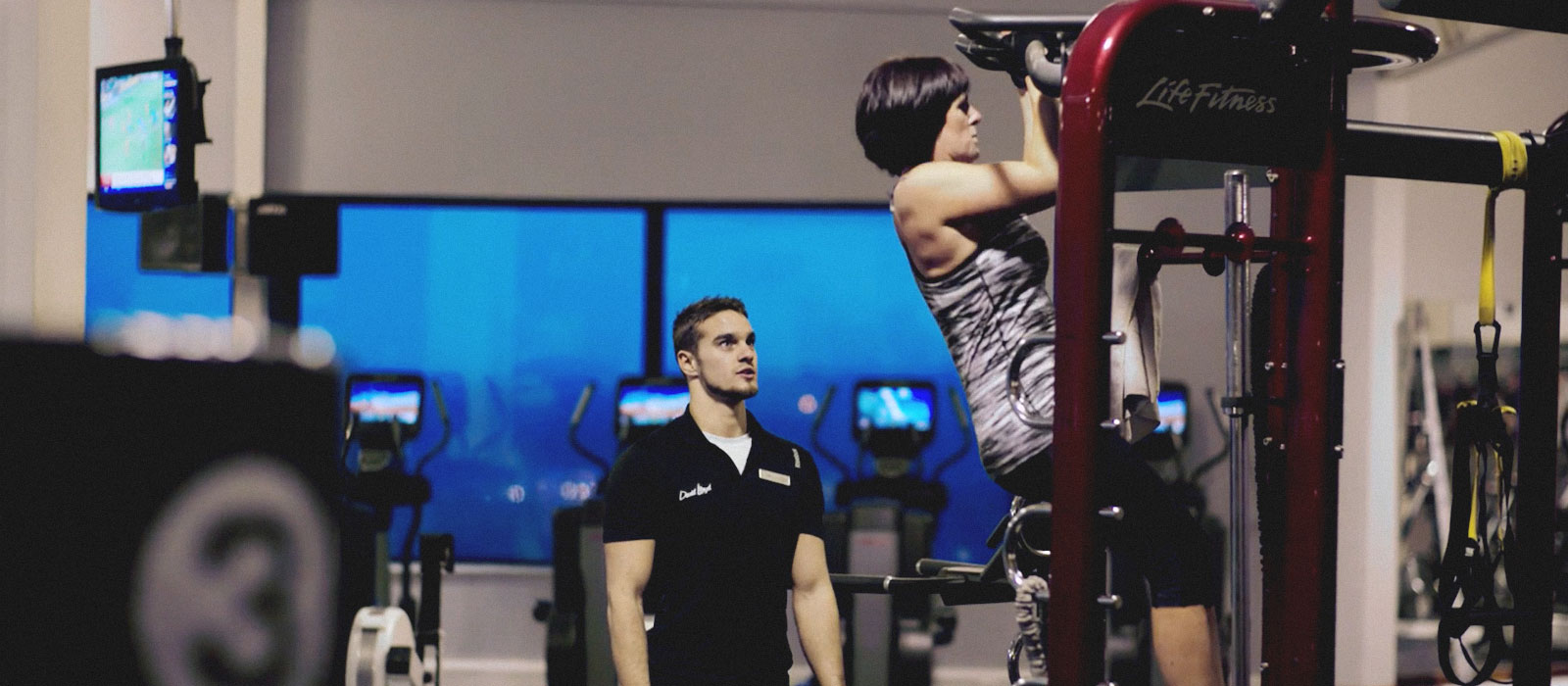 Watch how joining David Lloyd Clubs changed Adele Collins ...