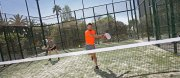 What is padel tennis?