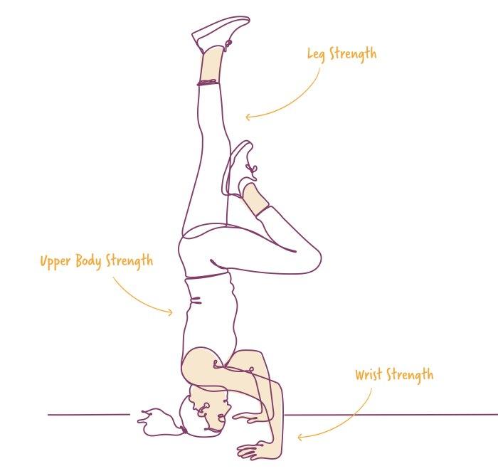 Sportsman-physique-yoga-workout-pose