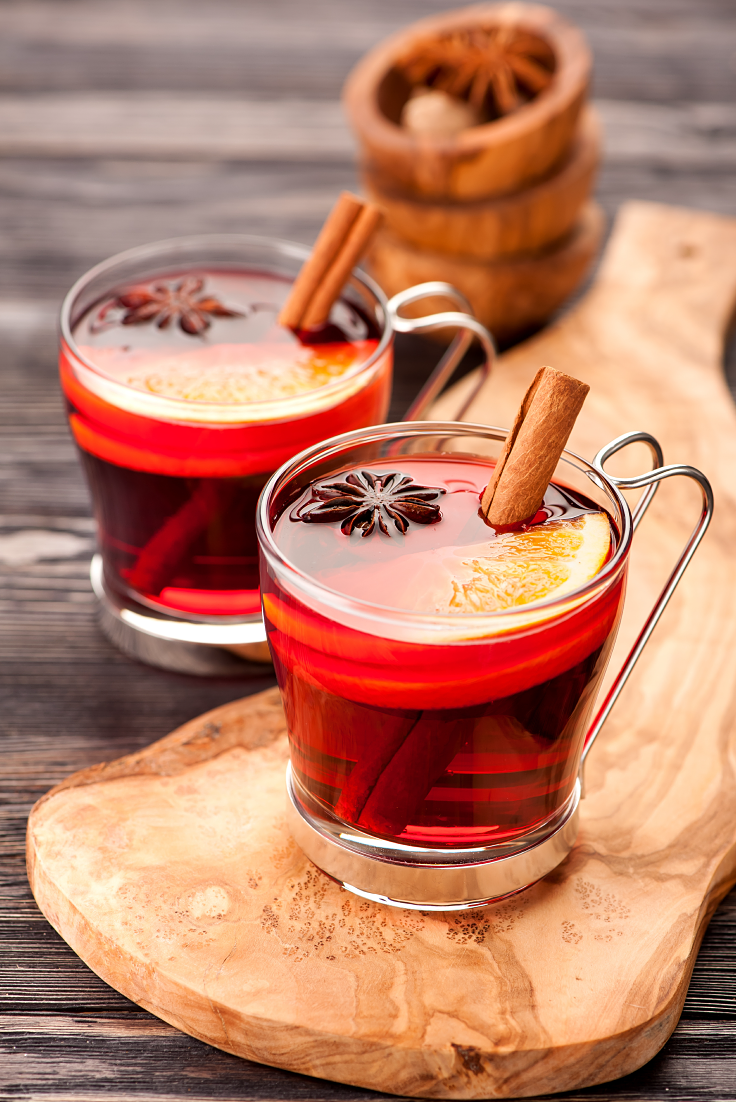 spiked apple cider featuring