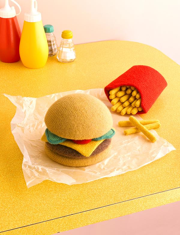 wool burger