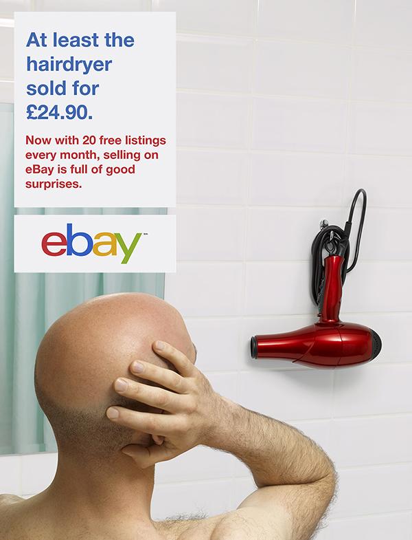 Ebay Bald