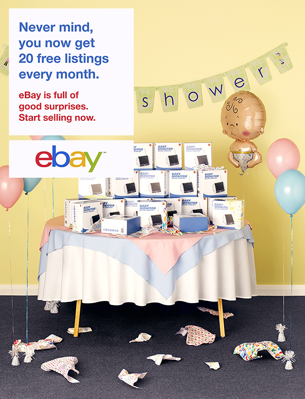 Ebay baby shower