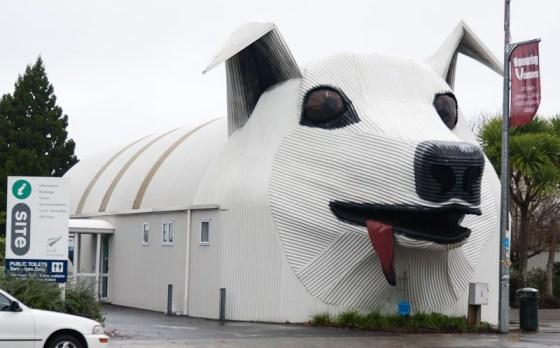 Tirau visitor centre