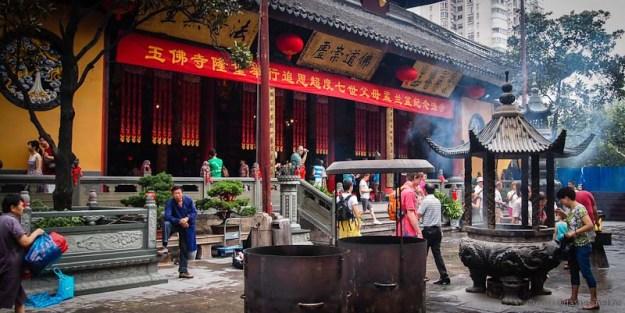 Shanghai Temple