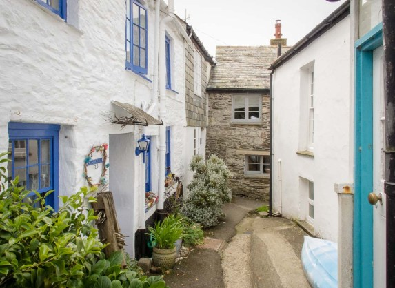 Lane Port Isaac