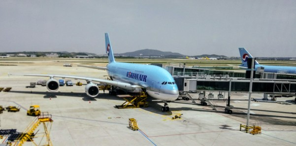 Korean Air Airbus 380