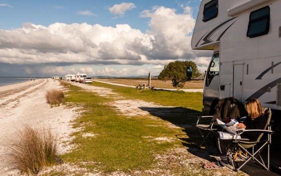 Ray's Rest near Miranda