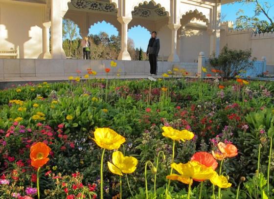 Indian Char Bagh Garden - Hamilton Gardens