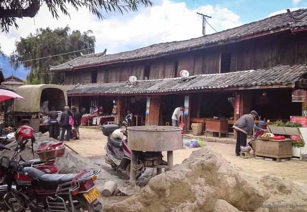 Baisha village