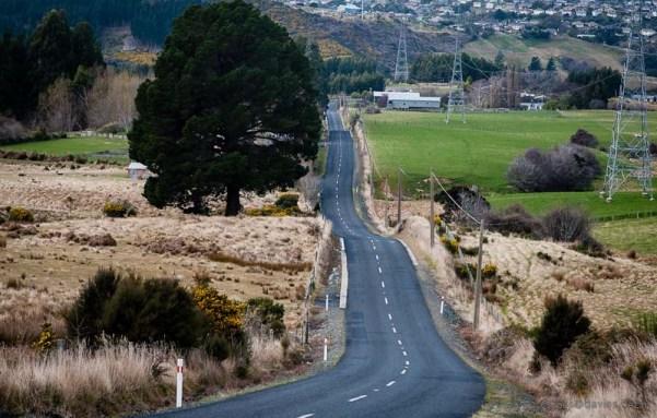Down Mt Grand Road Dunedin