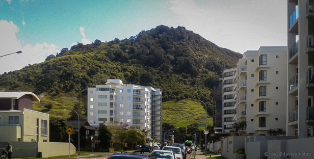 The Mount, aka Mount Maunganui