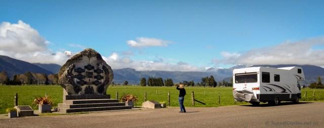 Kowhitirangi 'Incident' memorial