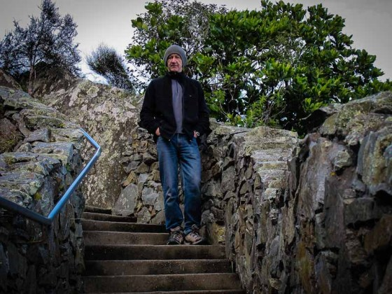 Steps to Monkey Bay