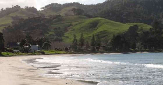 Simpsons Beach, Coromandel