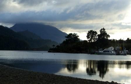 Early morning Elaine Bay