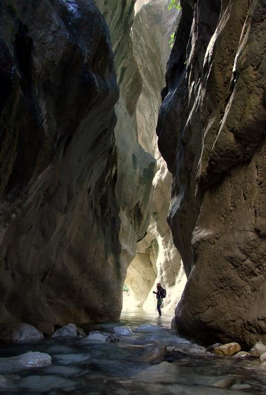 Wyn Sawcut Gorge
