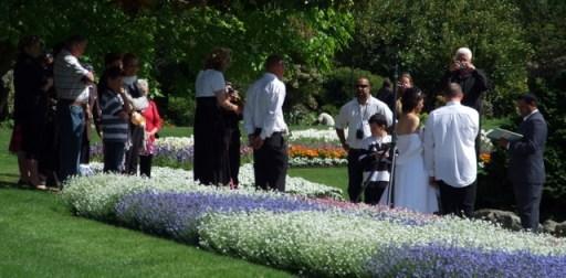Wedding at Pollard Park