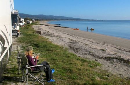 Rays Rest near Kaiaua - Seabird Coast of Firth of Thames