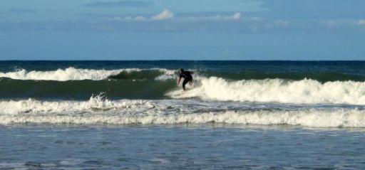 Little Waihi Beach near Maketu - Bay of Plenty