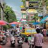 Soi Rambuttri Bangkok Thailand