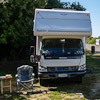 Suzi motorhome at Ruby Bay