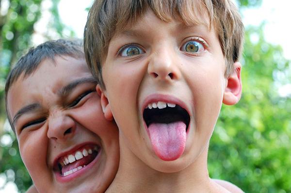 Attitudes and conversations-VBS-crazy kids