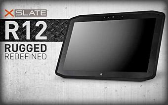 Xplore XSlate R12 Rugged Tablet PC