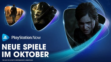 PlayStation Now-Spiele im Oktober 2021: The Last of Us Part II, Fallout 76, Desperados III