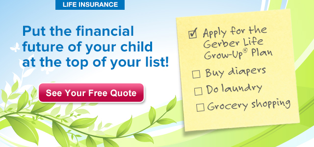 Gerber Life Insurance Quote