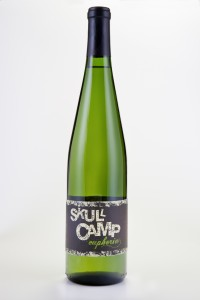 Wine Bottle from shoot with North Carolina WIne Gifts
