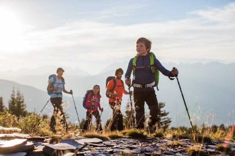 Aileyle trekking