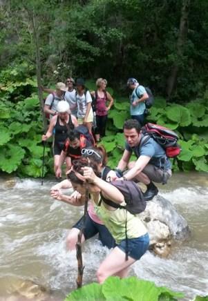 Grup Halinde Trekking