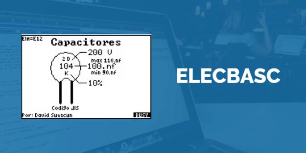 ElecBasc, Basic Electronics