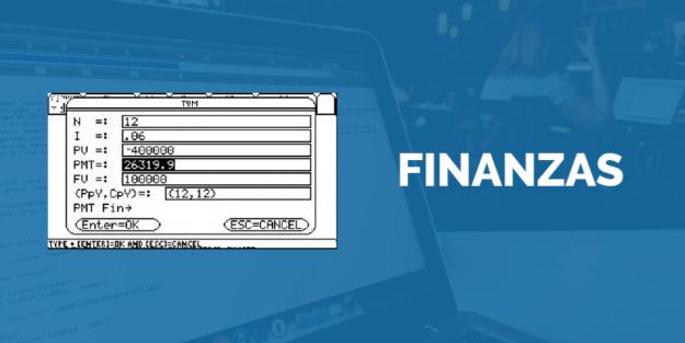 Finanzas, finance tool