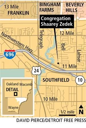 Map.Shaarey.Zedek