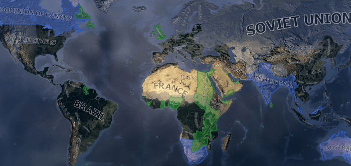 How to Annex Puppets in Hearts of Iron IV