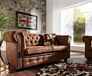 5942-Sofa-Chesterfield-160x88-Braun-Wildlederoptik-2Si_4