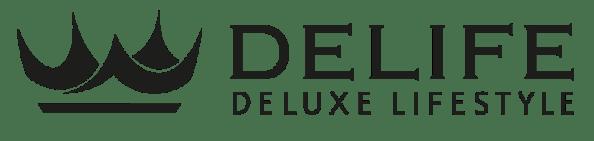 Dark Logo DELIFE