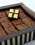 Dello Mano Chocolate Gift Box of Luxury Brownies