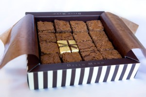 brownie points - Dello Mano style