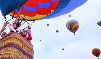 Albuquerque International Balloon Fiesta is here and we compiled a great list of things to do!