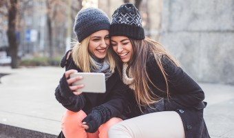 Improve Your Oral Health by Snapping a Selfie