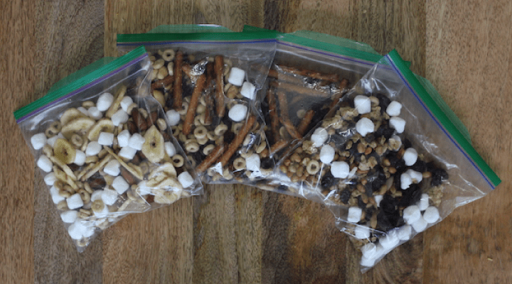 This-or-That Tooth-Healthy Trail Mix